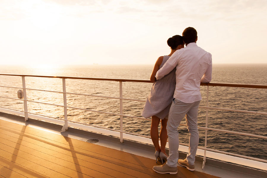 Best Cruises for Your Honeymoon