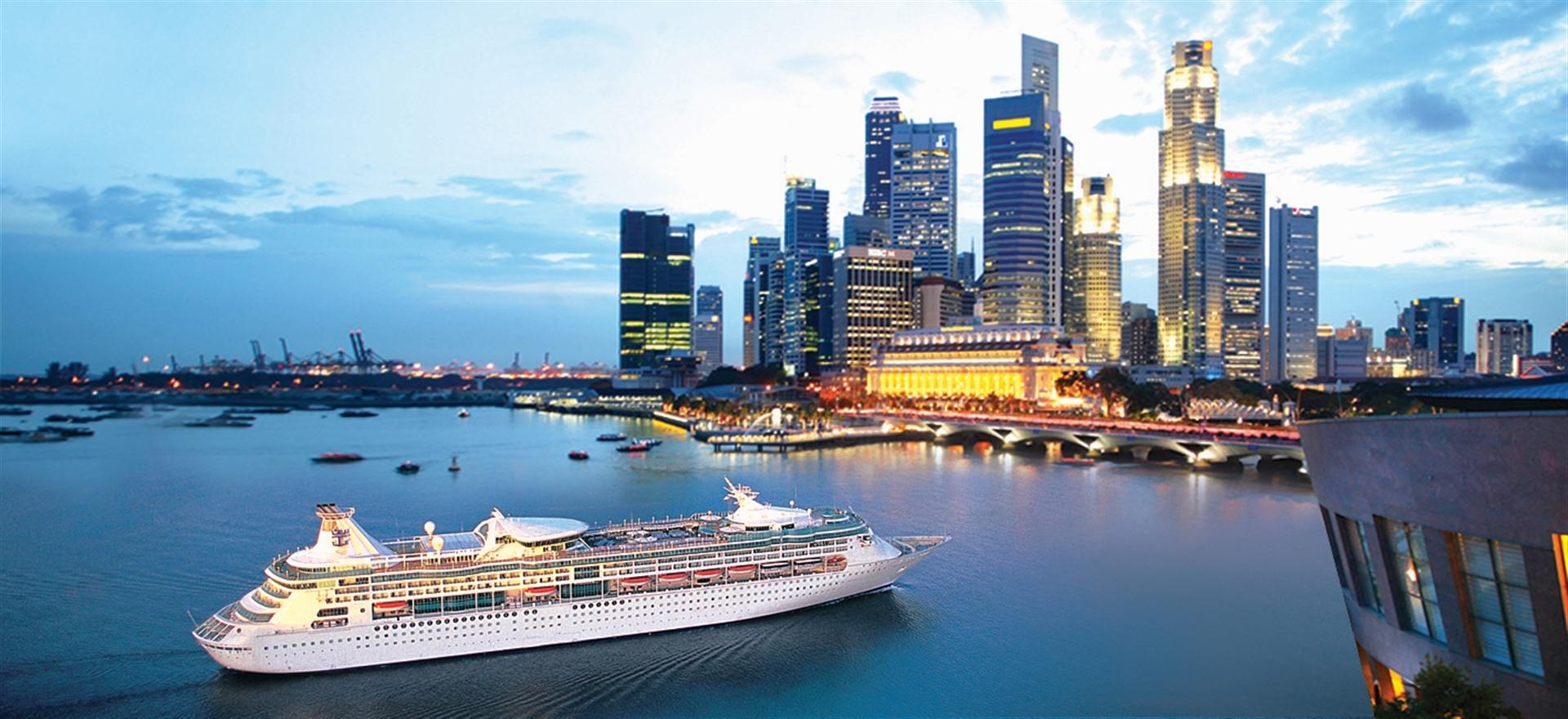 Cruises from Asia: Everything you need to know