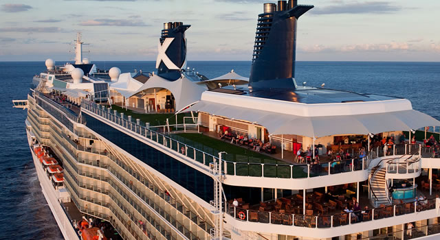 A perfect vacation with Celebrity Cruise