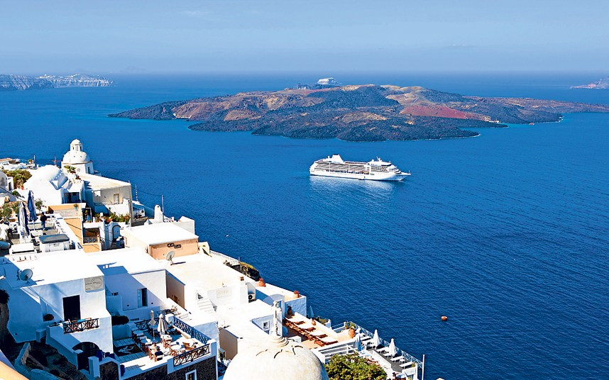 Top 5 Cruises in Europe