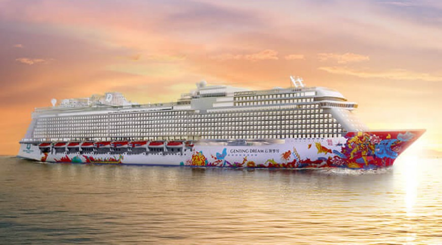 Dream Cruise 2020.Singapore Cruises